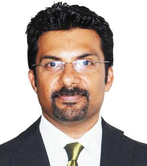 Shibu Paul, regional sales director