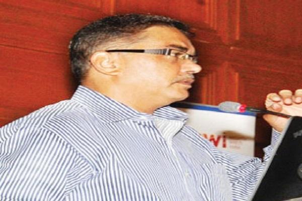Raj Kanojia, Additional Director General (ADG), Coastal Security