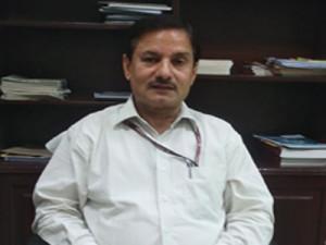 Alkesh Sharma, IAS