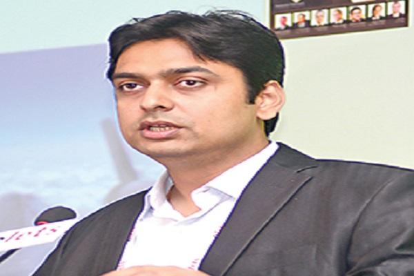 Anubhav Tyagi, Senior Solution Specialist - India & SAARC, Gemalto