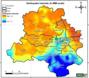 Earthquake-Intensity