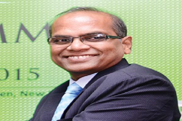 MP Eshwar Chairman & Managing Director, Instrumentation Limited, Kota