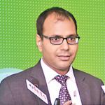 Roshan Gupta Head, Global Alliances and Public Sector, Business Octane