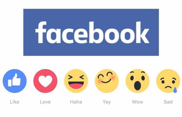 Su Facebook Sono Arrivate Le Reactions - Accanto Al Mi ...