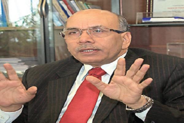 Dr Mangu Singh, Managing Director, DMRC