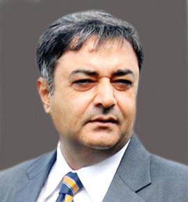 Vishwajeet Khanna  Principal Secretary, Urban  Development, Government of Punjab