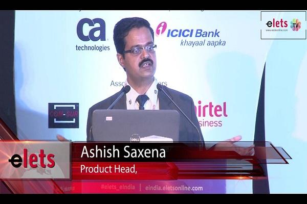 Ashish Saxena, Product Head, ICICI Bank