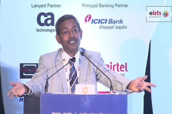 Dr Kshatrapati Shivaji, Chairman & Managing Director, SIDBI
