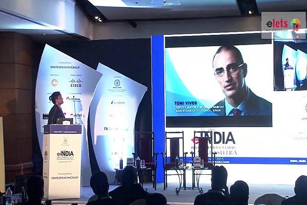 Lokesh Lohiya, Business Developmen Lead- Smart and Safe Cities, Cisco
