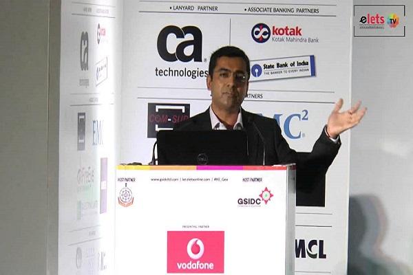 Prashant Chaudhary, Senior Director, Government Sales, CA Technologies