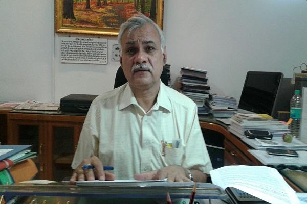 Durga Shankar Mishra, Additional Secretary, Ministry of Urban Development, Government of India