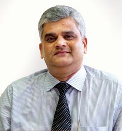 Prakash B Rane, Managing Director ABM Knowledgeware Ltd