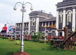 Thiruvananthapuram Central station