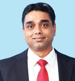 VINAY KUMAR PARATH, Director - Commercial & Government Sales NetApp India & SAARC
