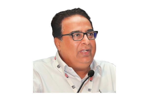 Sarvesh Kaushal, Chief Secretary of the State