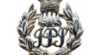 K K Sharma is new BSF DG