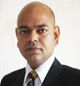 Amit Singh Country Manager Dell Security Solutions,India