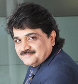 Anil Bhasin Managing Director (India & SAARC region)