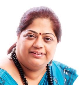 Mrs Jaya Kumar Bailkeri Managing Director/CEO