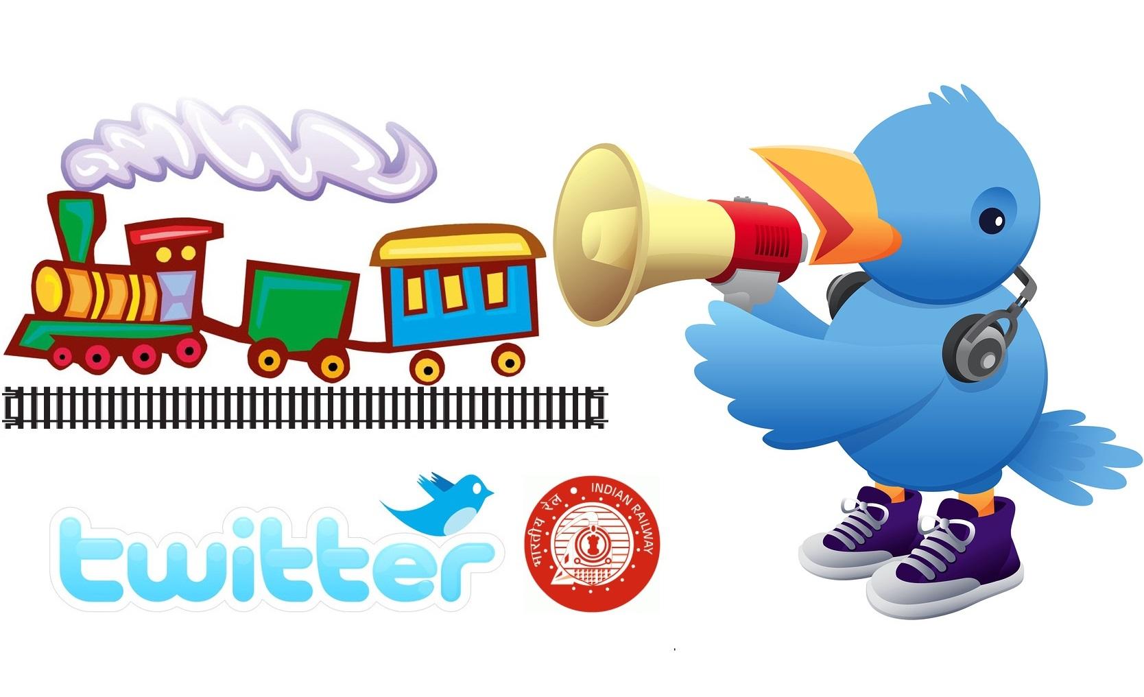 Railway and social media