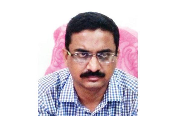 Ashish Khare Additional Superintendent of Police ASP Crime, Jabalpur