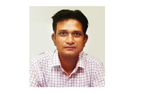 Gajendra Singh Nagesh, Additional Commissioner & CEO-SPV Jabalpur Smart City