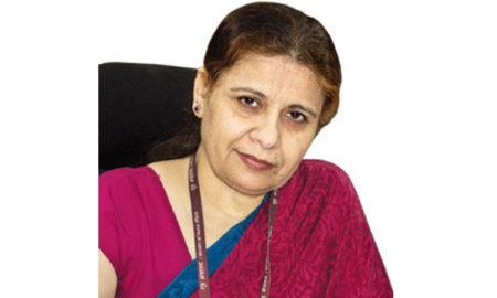 Neeta Verma, Director General of NIC