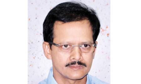 Ved Prakash, Commissioner, Jabalpur Municipal Corporation (JMC)