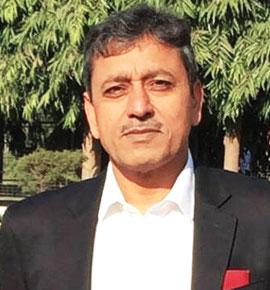 Dr Omkar Rai Director General, Software Technology Parks of India (STPI)