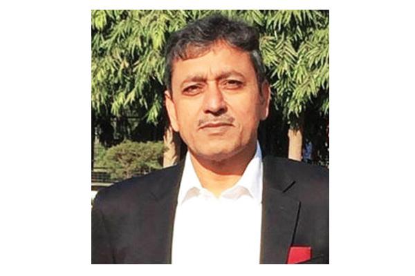 Dr Omkar Rai, Director General, STPI