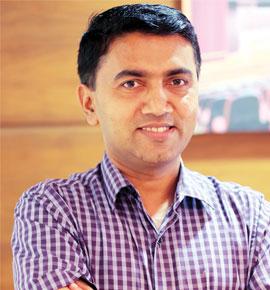 Dr Pramod SawantChairman, GSIDC