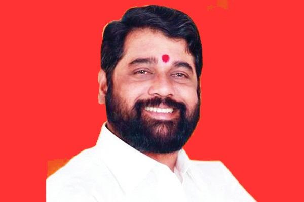 Eknath Shinde Minister for PWD Maharashtra