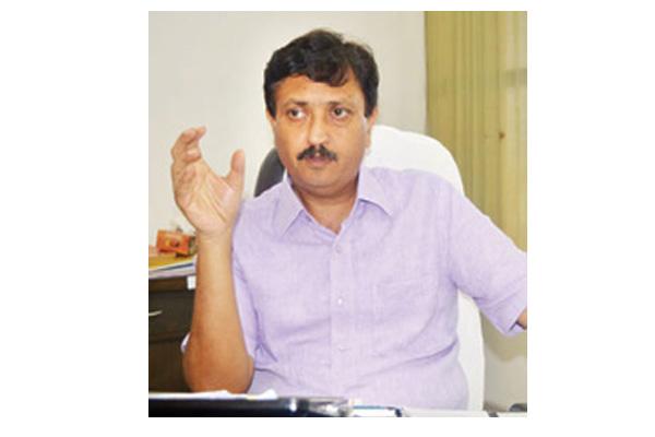 Sudhir Mahajan, State's Urban Development Secretary