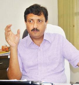 Sudhir MahajanState's Urban Development Secretary