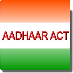 Aadhaar Act, 2016