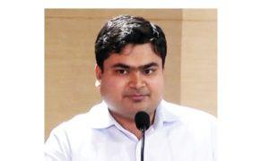Sarfaraz Ahmed , Commissioner of the Greater Warangal Municipal Corporation