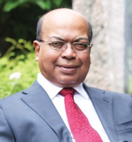 Asoke K Laha, President & CEO of Interra Information Technologies