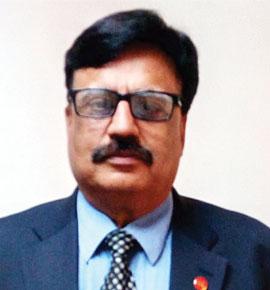 Rakesh Kumar, General Manager- IT, Punjab National Bank
