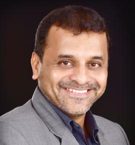 Vikas Bhonsle, CEO-Crayon Software Experts Pvt Ltd