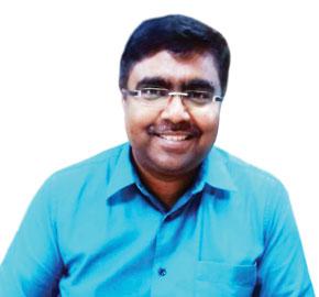 A Sreenivas, Managing Director Haryana State Electronics Development Corporation Limited (HARTRON)