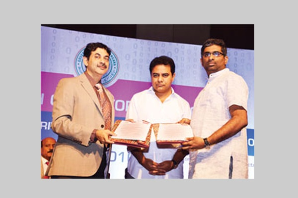 KTR's Mission Hyderabad as India's Silicon Valley