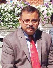 Umesh Prasad Sah, Director- DoIT, Government of Jharkhand