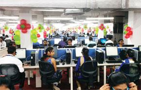 Mega Call Centre