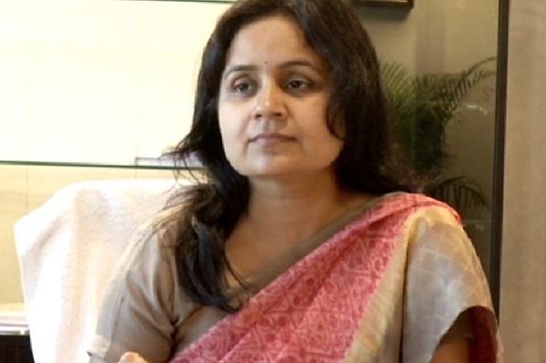 Radhika Jha, IAS