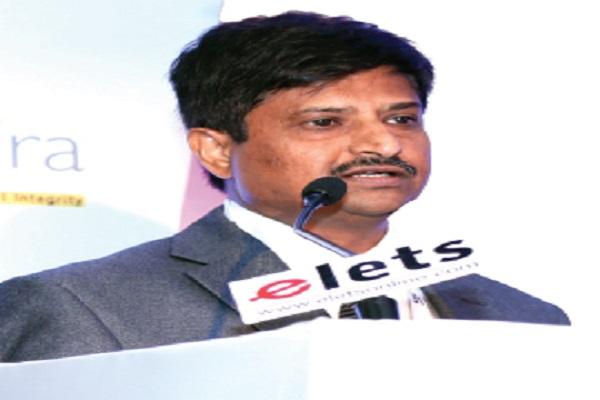 Sanjay Chahande Deputy Director General Unique Identification Authority of India (UIDAI)