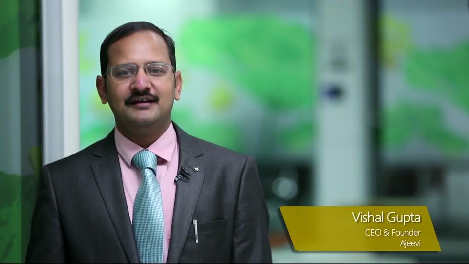 Founder and Managing Director Vishal Gupta