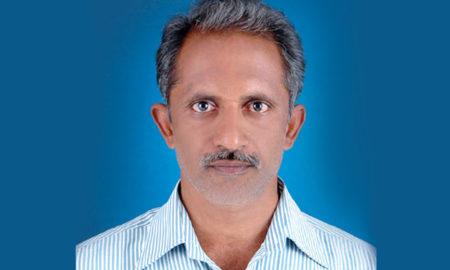 M Ramakrishna Reddy