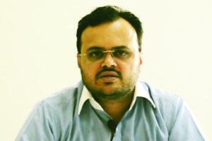Dr Vinod R Rao