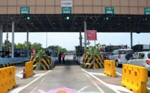 Fastag Lane At Toll Booths Operational From Today