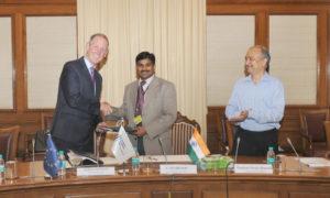 Shri S. Selvakumar, Mr. Andrew McDowell